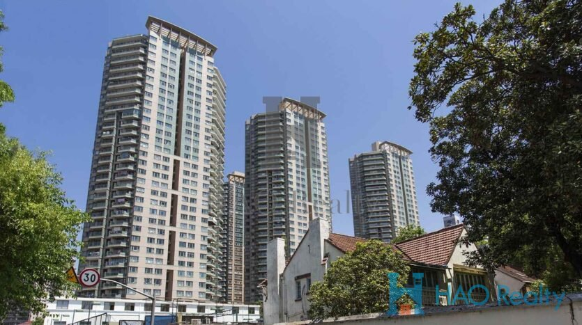 Central Residences Phase II is located on the culturally rich Huashan road