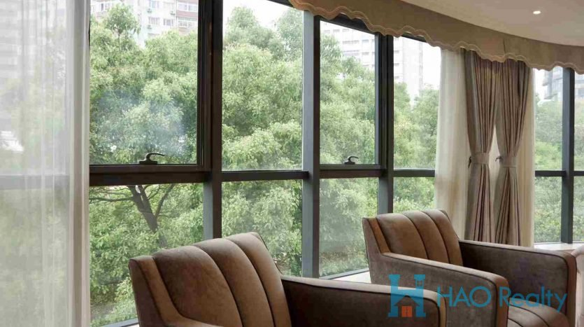 Bright 3BR Apartment w/Floor Heating in Hongqiao Road 1168 HAO Realty Shanghai HAOAW008786