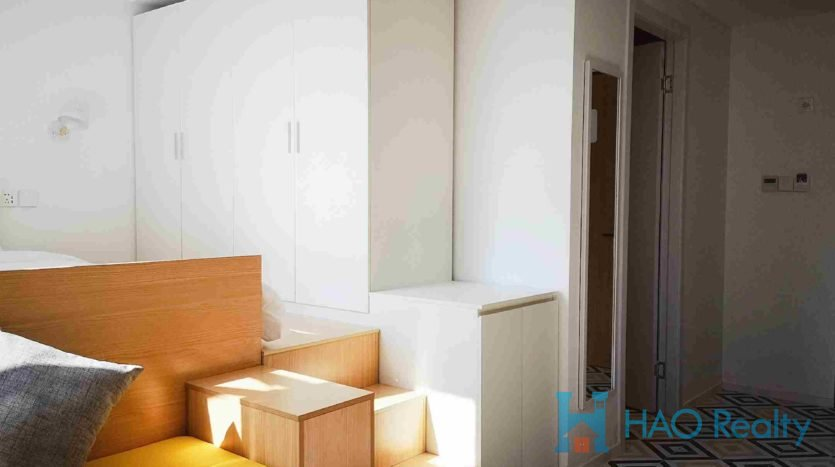 Lovely 1BR Service Apartment in Downtown HAO Realty Shanghai HAOTW005314