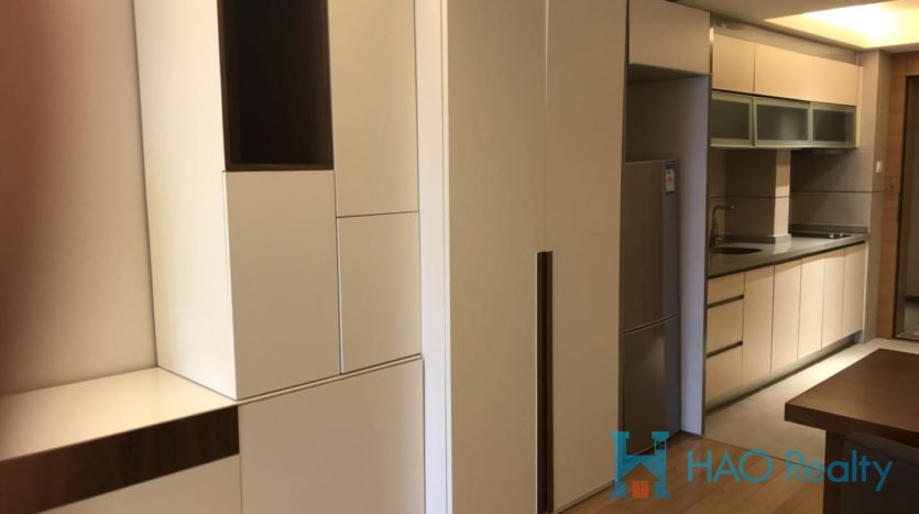 Nice 1BR Service Apartment w/Floor Heating in Downtown HAO Realty Shanghai HAOTW005346