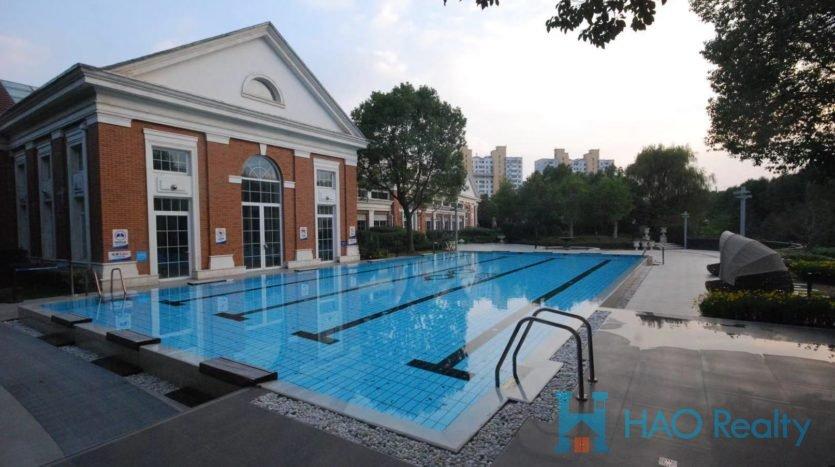 Spacious 5BR Villa at Shenjiang Road 7171 HAO Realty Shanghai HAOAW001664