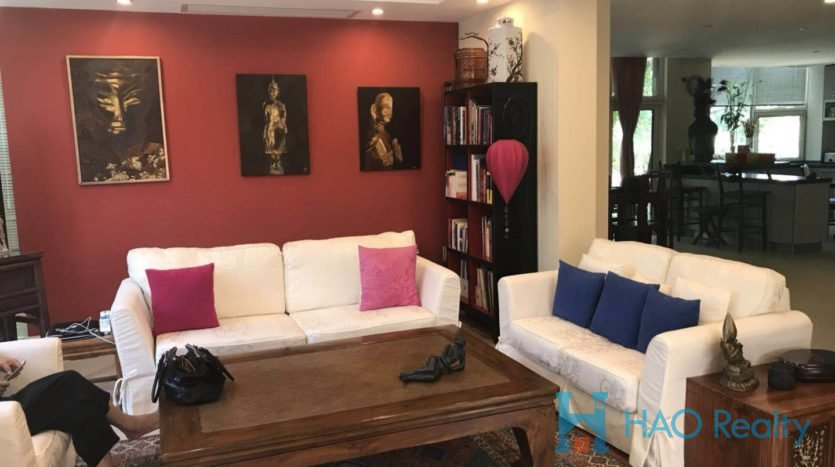 Spacious 5BR Villa w/Wall Heating in Qingpu HAO Realty Shanghai HAOAW003930