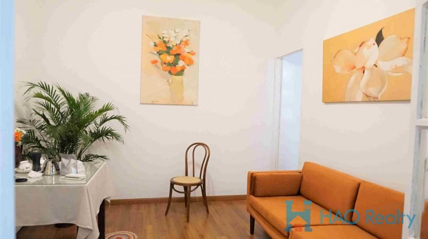 Bright 1BR Lane House in Former French Concession HAO Realty Shanghai HAOGG010056