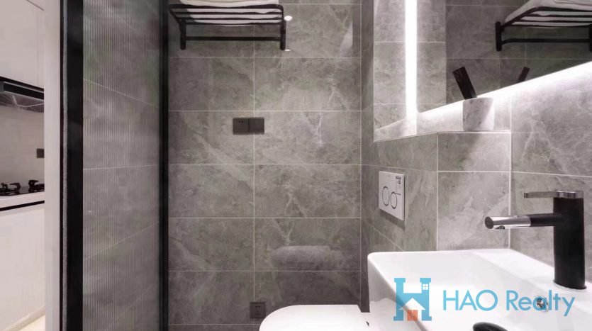 Bright 1BR Lane House near Jing'an Temple HAO Realty Shanghai HAOGG009994