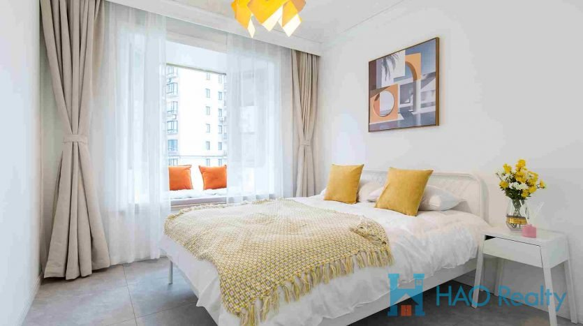 Bright 5BR Apartment w/Wall Heating in Downtown HAO Realty Shanghai HAOEC010307