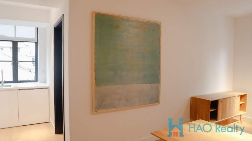 Cozy 1BR Service Apartment in Former French Concession HAO Realty Shanghai HAOTZ014575