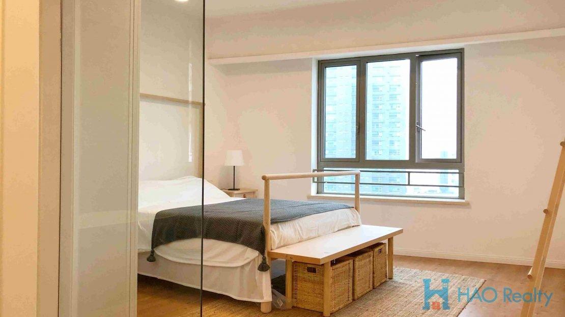 Nice 3BR Apartment in Jingan Four Seasons HAO Realty Shanghai HAOAW010364
