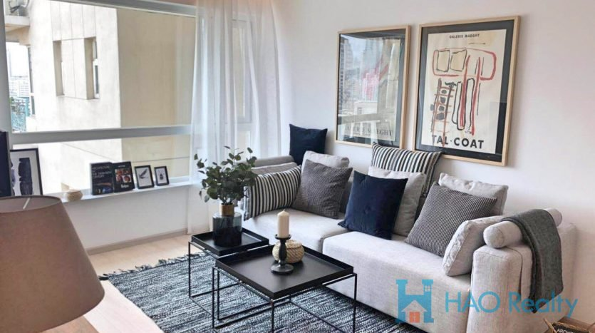 Spacious 2BR Apartment w/Floor Heating in Chez Moi HAO Realty Shanghai HAOSW009007