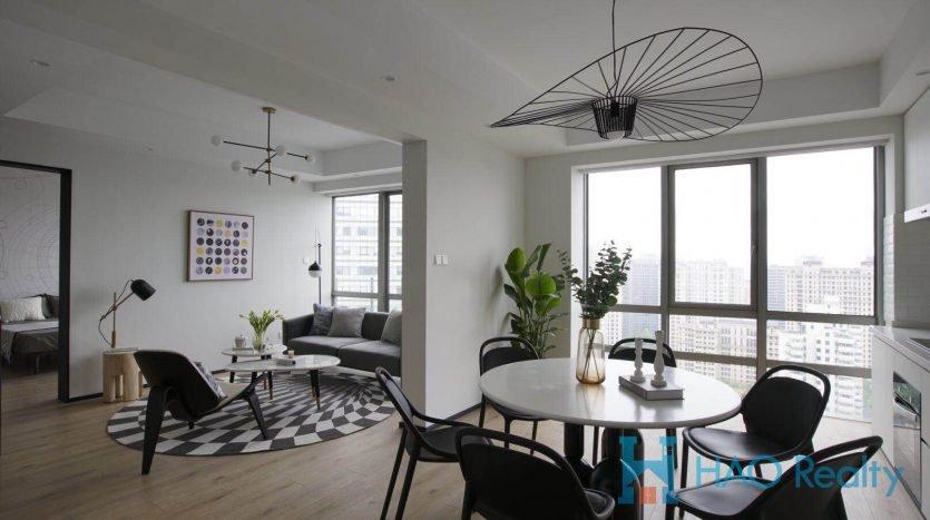 Spacious 3BR Apartment next to Huangpu River HAO Realty Shanghai HAOLC010892