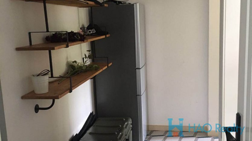 Bright 1BR Apartment w/Wall Heating near Jiashan Market HAO Realty Shanghai HAOEC023112