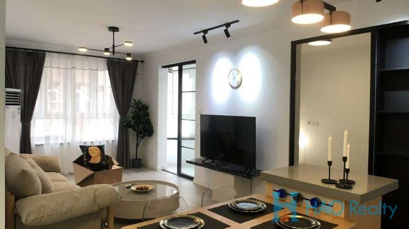 Bright 2BR Apartment w/Floor Heating in Weihai Garden HAO Realty Shanghai HAOEC023580