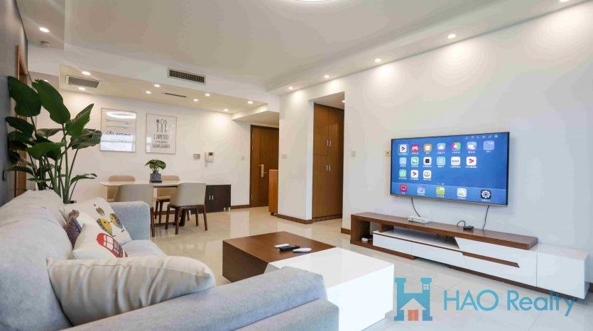 Bright 2BR Apartment w/Wall Heating in Ladoll International City HAO Realty Shanghai HAOEC023232