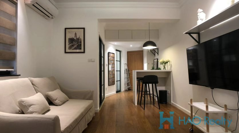 Cozy 1BR Apartment in FFC HAO Realty Shanghai HAOEC023519