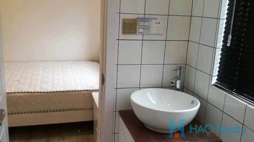 Cozy 1BR Lane House in South Xiangyang Road HAO Realty Shanghai HAOMS022663