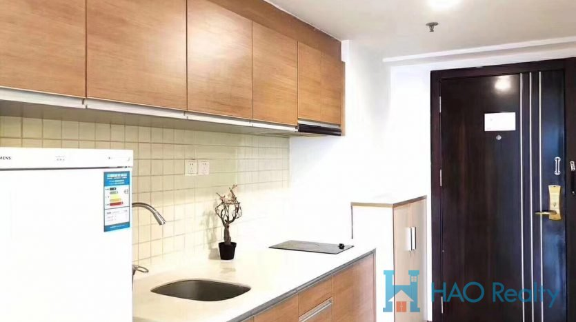 Cozy 1BR Service Apartment w/Wall Heating in Tianshan HAO Realty Shanghai HAOAG016929