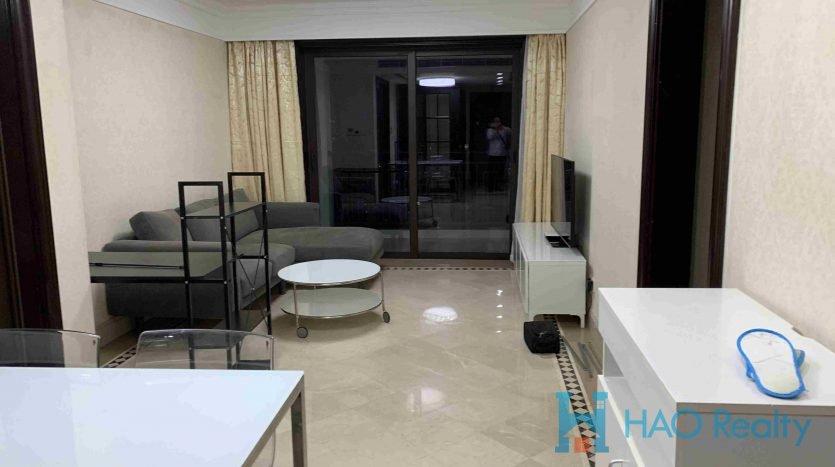 Cozy 2BR Apartment w/Floor Heating nr Changshou Road Metro 7/13 HAO Realty Shanghai HAOAG023208