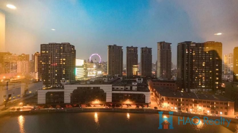 Cozy 2BR Service Apartment w/Wall Heating in River House HAO Realty Shanghai HAOSW022198