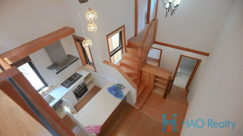 Cozy 3BR Lane House in Former French Concession HAO Realty Shanghai HAOTZ021286