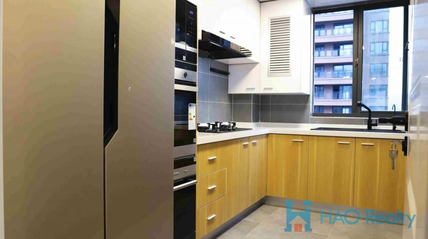Modern 3BR Apartment in Territory Shanghai HAO Realty Shanghai HAOLC023678