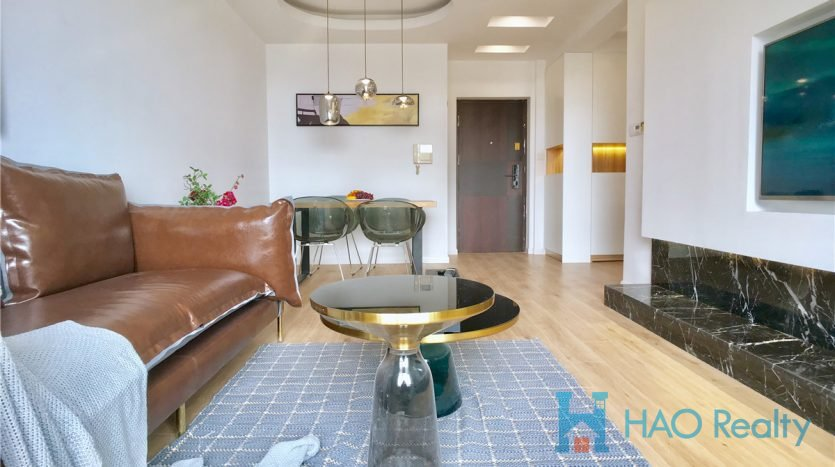 Spacious 1BR Apartment in Yanping Road HAO Realty Shanghai HAOTZ021407