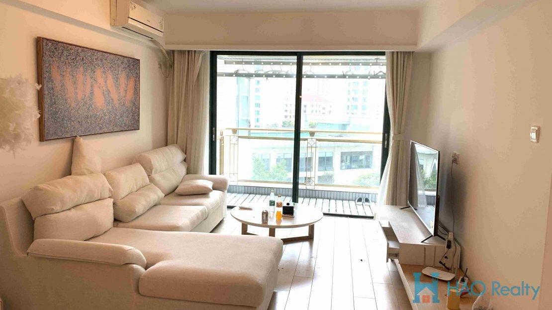 Spacious 2BR Apartment in Oriental Manhattan HAO Realty Shanghai HAOLC017285