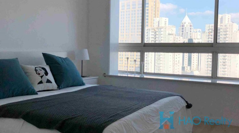 Spacious 2BR Apartment w/Floor Heating in West Nanjing Road HAO Realty Shanghai HAOSW023353