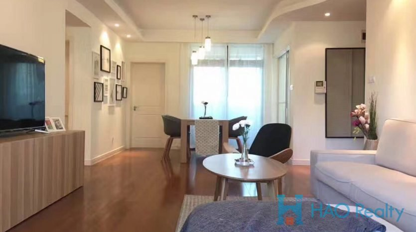 Spacious 2BR Apartment w/Wall Heating in Putuo HAO Realty Shanghai HAOAG017453