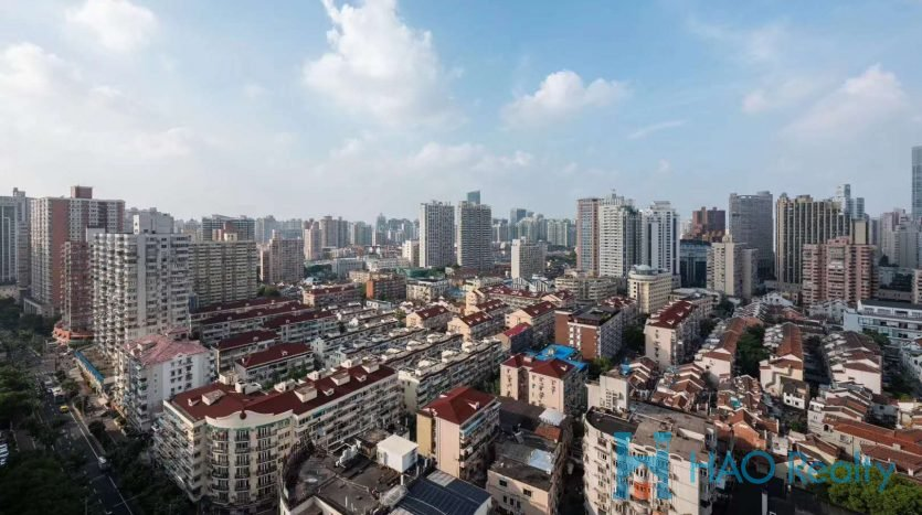 Spacious 3BR Apartment w/Floor Heating in Hengshan 41 HAO Realty Shanghai HAOSW022111