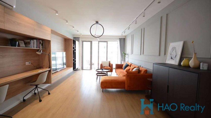 Spacious 3BR Apartment w/Floor Heating in Xujiahui HAO Realty Shanghai HAOSW022099