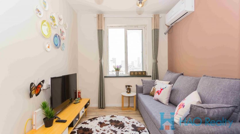Spacious 3BR Apartment w/Wall Heating in Putuo HAO Realty Shanghai HAOAG022385