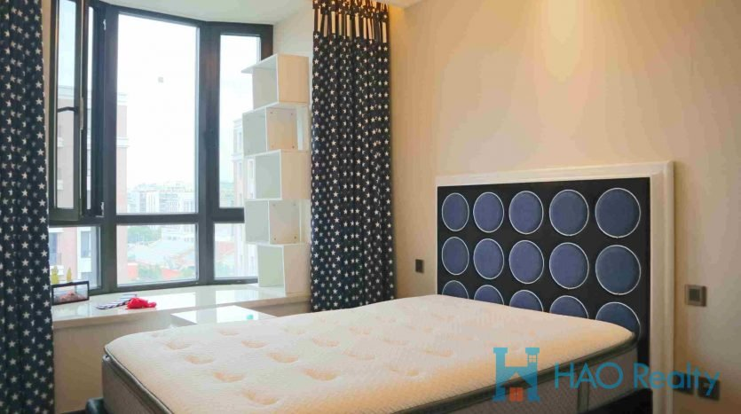 Spacious 3BR Apartment w/Wall Heating in Tianshan Area HAO Realty Shanghai HAOAG022412