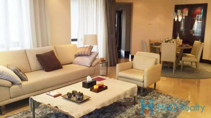 Spacious 3BR Lane House w/Wall Heating in Belgravia Place HAO Realty Shanghai HAOAG017525
