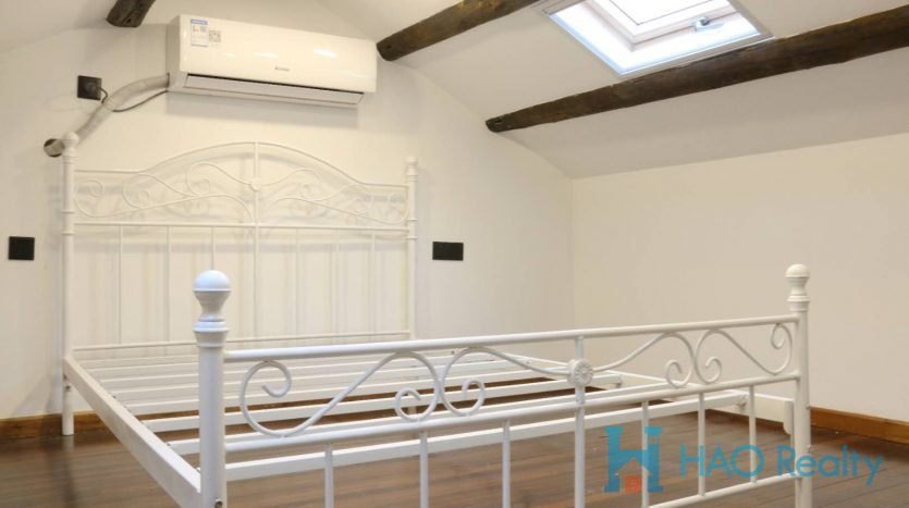Spacious 3BR Lane House w/Wall Heating nr West Nanjing Rd HAO Realty Shanghai HAOAG022996