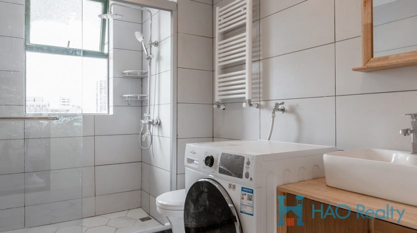 Spacious 4BR Apartment w/Wall Heating in Xujiahui Residential Area HAO Realty Shanghai HAOAG019477