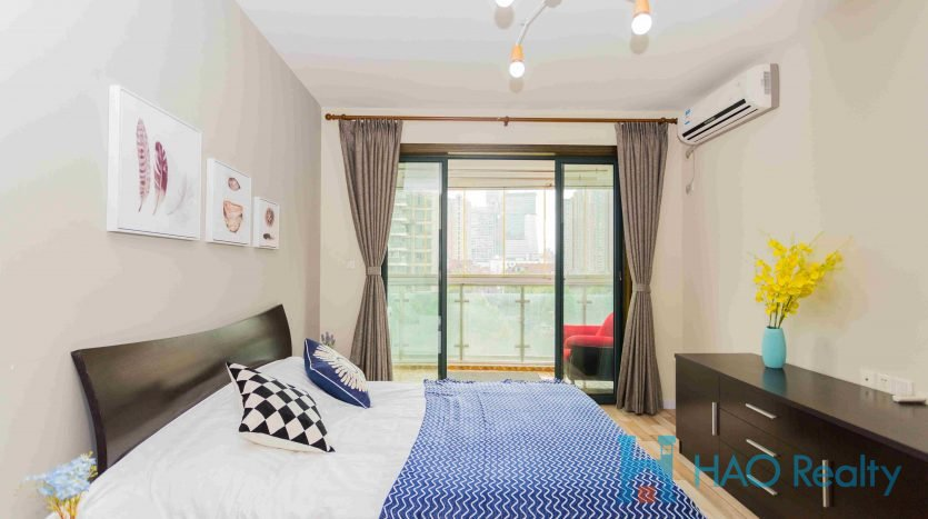 Spacious 4BR Apartment w/Wall Heating nr Suzhou Creek HAO Realty Shanghai HAOAG023305