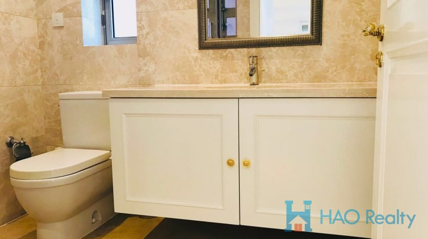 Spacious 4BR Service Apartment w/Wall Heating in City Apartment HAO Realty Shanghai HAOAG016360