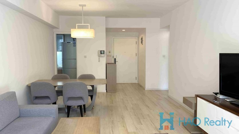 Bright 2BR Apartment in Tianshan HAO Realty Shanghai HAOMS025289