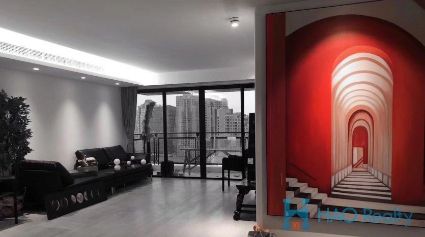 Bright 4BR Apartment w/Wall Heating in Oriental Manhattan HAO Realty Shanghai HAOEC024625
