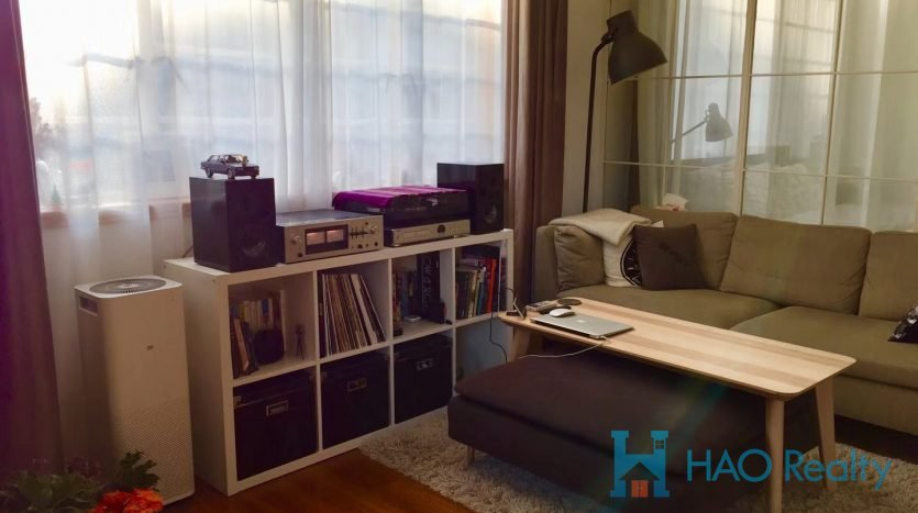Cozy 1BR Apartment w/Floor Heating in Former French Concession HAO Realty Shanghai HAOJH026023