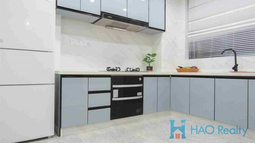 Cozy 1BR Apartment w/Wall Heating in Downtown HAO Realty Shanghai HAOAG023988