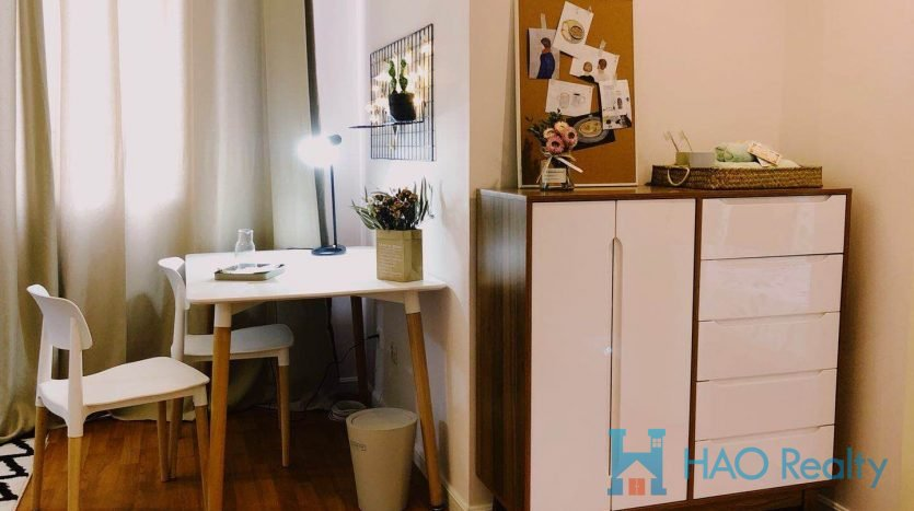 Cozy 1BR Service Apartment in Former French Concession HAO Realty Shanghai HAOAG026008