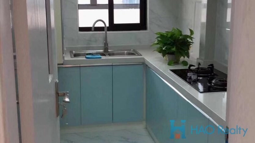 Cozy 2BR Apartment in Downtown HAO Realty Shanghai HAOAG024154