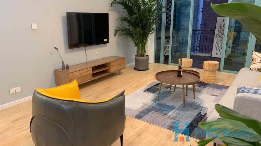 Cozy 3BR Apartment near West Nanjing Road HAO Realty Shanghai HAOMS024917