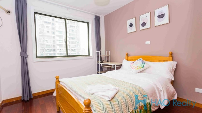 Cozy 4BR Apartment in Downtown HAO Realty Shanghai HAOMS024843