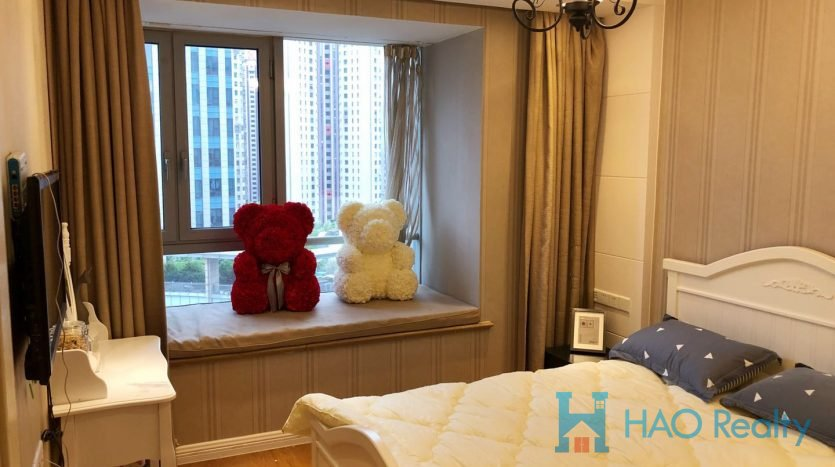 Nice 1BR Service Apartment in Bojueju HAO Realty Shanghai HAOMS023877