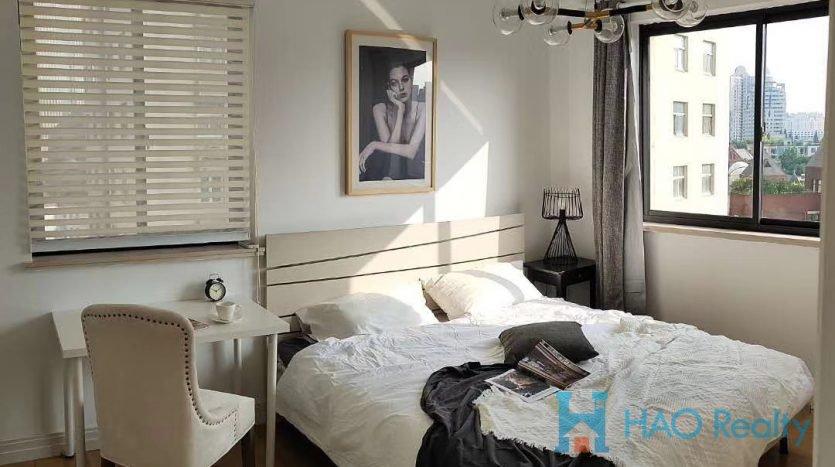 Nice 2BR Apartment w/Wall Heating in Xujiahui HAO Realty Shanghai HAOEC026299