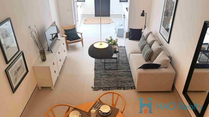 Nice 3BR Apartment w/Floor Heating in Former French Concession HAO Realty Shanghai HAOEC026547