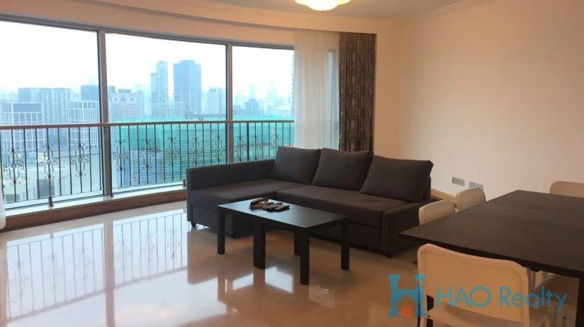 Nice 4BR Apartment in Shimao Riviera Garden HAO Realty Shanghai HAOEC026383