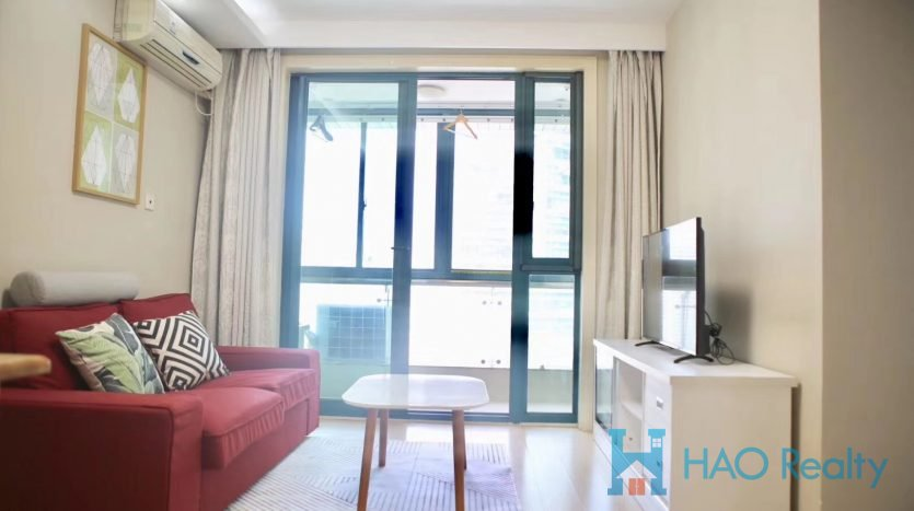 Spacious 1BR Apartment in Regents Park HAO Realty Shanghai HAOLC025598