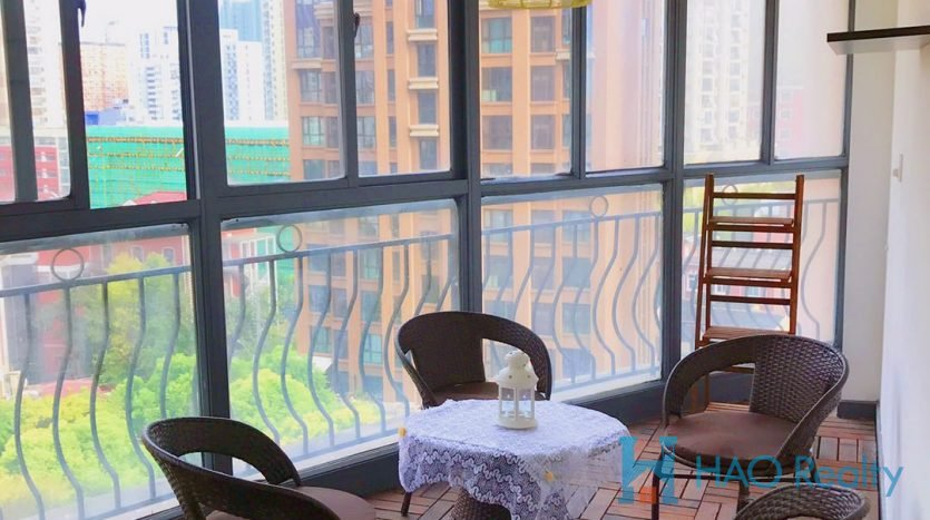 Spacious 2BR Apartment in Downtown HAO Realty Shanghai HAOMS023736